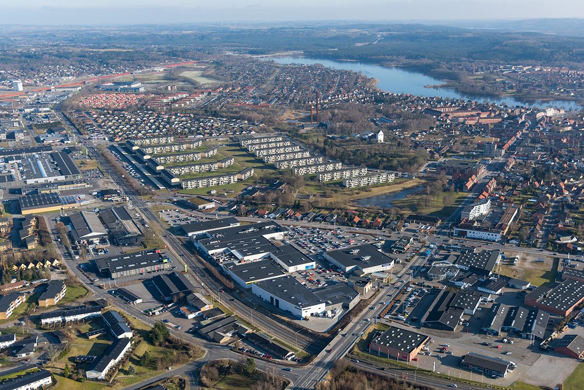 Viborgvej 16 – 22 | Silkeborg